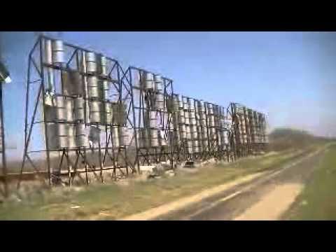 OBAMA WIND FARM-TURKEY TEXAS