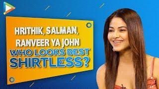 """I LOVE Hrithik"": Meera Chopra's SUPERB Rapid Fire | Priyanka & Nick Jonas | Salman | John | Ranveer"
