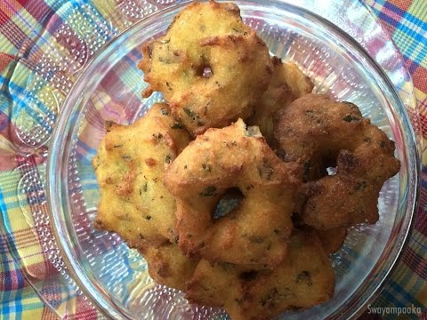 Rava Vada | Instant Rave Vade |  Quick and easy Instant Rava Vada Recipe | semolina vada  Recipe
