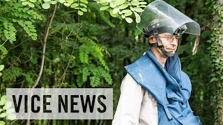 After the Flood: Mines and Mass Graves in Bosnia