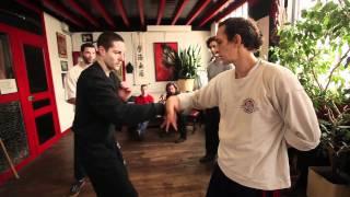 Un cours de Wing Chun Kung Fu avec Sifu Didier Beddar
