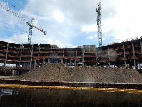 Disney Coronado Springs Construction Update WDW VACATION