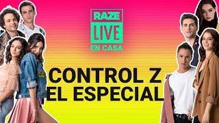 CONTROL Z en Raze Live - CONFIRMAN SEGUNDA TEMPORADA 😱 - El ESPECIAL después de la serie