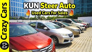 Used Cars for Sale | KUN Steer Auto | Mulitbrand Certified Cars for Sale | OMR | Crazy Cars