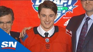 Calgary Flames Select Jakob Pelletier 26th Overall In 2019 NHL Draft