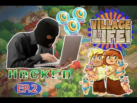 Village Life S2 Ep 2 - Hacking the System! Gems for Days!