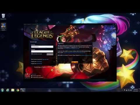 Unblocking Firewalls - League of Legends Player Support