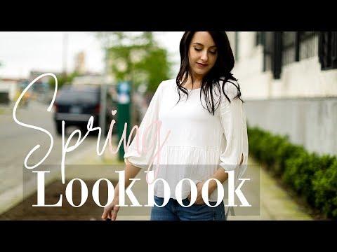 Spring Lookbook | Capsule Wardrobe