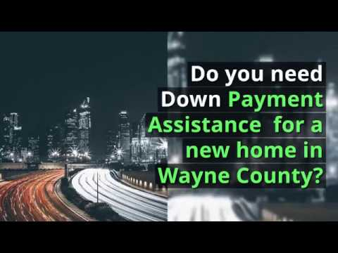 Wayne County Down Payment Assistance program helps home buyers