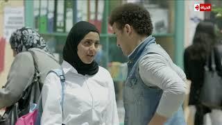 لو فكرت في يوم أنك توقف بنت في الشارع عشان تتعرف عليها ..ده هيكون جزائك  #بين_السرايات