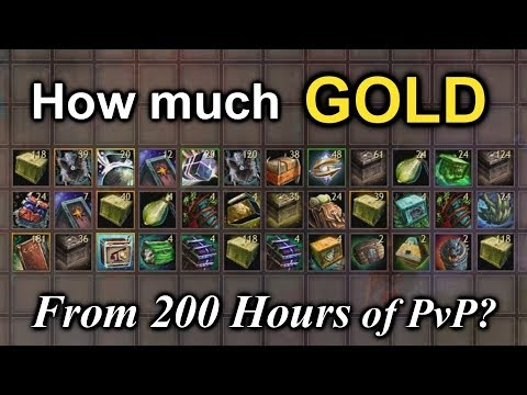 200 HOURS OF PVP Opening Video (Reward Tracks)  |  Guild Wars 2