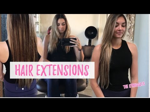 Tape in Hair Extensions | The Price & What You Don't Know
