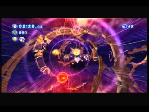 Sonic Generations:Can't Touch This Achievement Guide