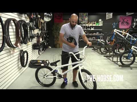 2013 Framed Verdict BMX Bike Review - The-House.com