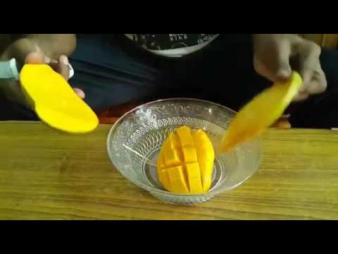 How to cut MAngo in a Different Style Amazing   2016