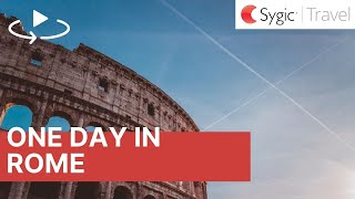 One day in Rome 360° Virtual Tour