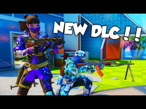 the NEW DLC WEAPONS...😍 - Black Ops 4 MULTIPLAYER LEAKS!