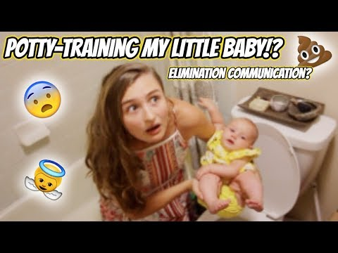 POTTY-TRAINING MY 6 MONTH OLD?!