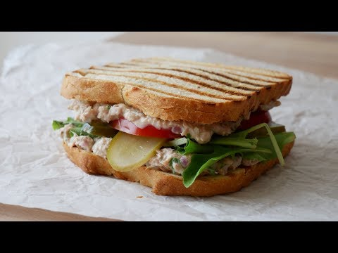 Schnelle Thunfisch Sandwiches (Rezept) || Simple & Easy Tuna Sandwiches (Recipe) || [ENG SUBS]