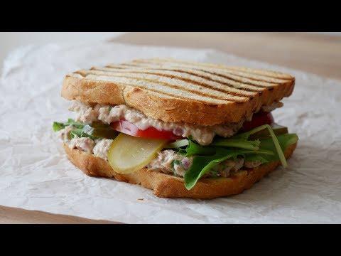 Schnelle Thunfisch Sandwiches (Rezept) || Simple & Easy Tuna Sandwiches (Recipe) || [ENG SUBS]