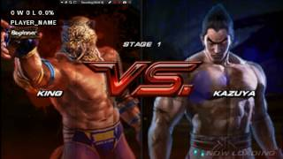 How To Play Tekken 6 , Two Player On One PC Without Internet