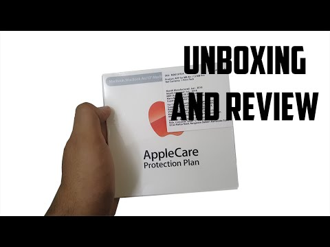 Apple Care Protection Plan - Unboxing and Review