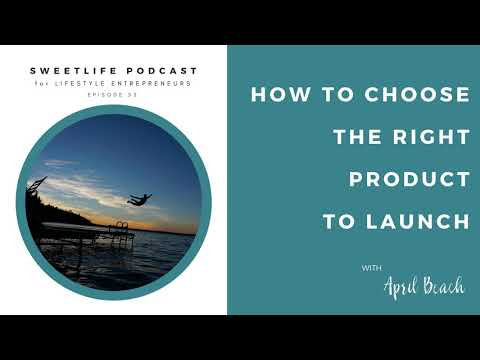 52 How To Choose The Right Product To Launch