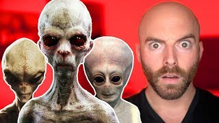 The CREEPIEST Alien Encounters Ever Documented!