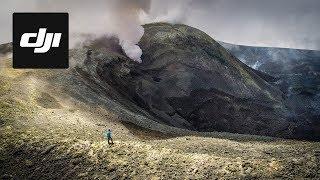 DJI Stories - Predicting Mount Etna