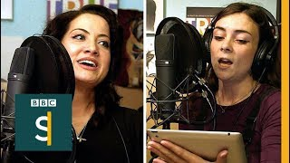 The choir that can never sing together - BBC Stories