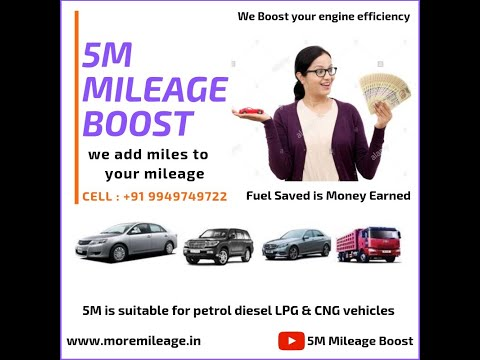 HOW TO IMPROVE MILEAGE FOR CNG GAS LPG GAS CAR MARUTI SUZUKI EECO VIDEO