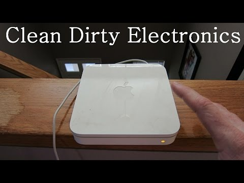 How To Safely Clean Electronics That Are Dirty