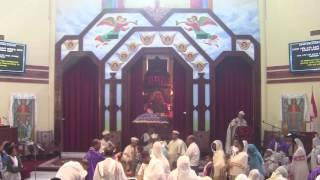 Qesis Bekalu Tizazu - Nicodemus Sermon @ Toronto St. Mary Eotc - April 2, 2017