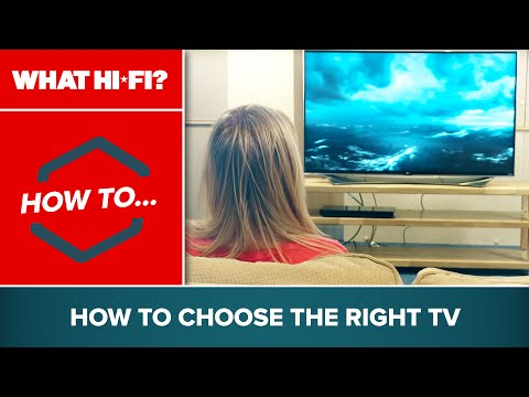 How to choose the right TV