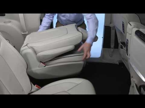 Second Row Quad Seats-How to use car chairs and rear seats on 2017 Chrysler Pacifica Hybrid