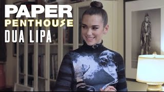 PAPER Penthouse: Dua Lipa