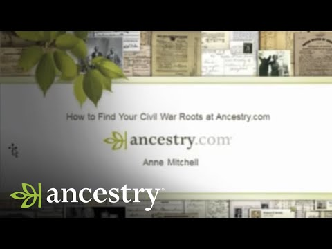 How to Find Your Civil War Roots on Ancestry.com