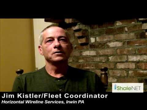 ShaleNET Grad Jim Kistler Finds Rewarding New Career at 50