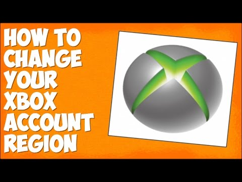 How To Change Your Xbox Account Region