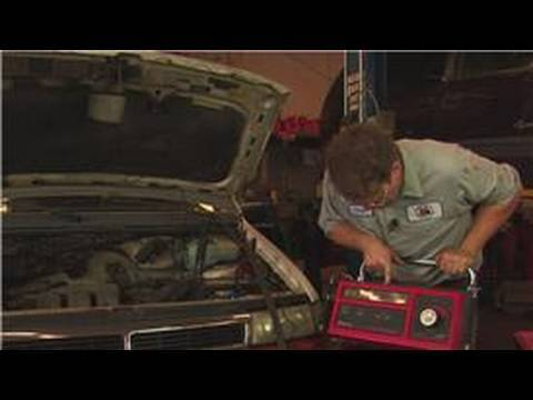 Auto Repair & Maintenance : How to Diagnose a Bad Starter Motor