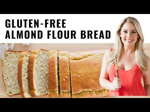Gluten-Free Almond Flour Bread (Elizabeth Eats TV)