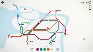 【魯蛋】PC Mini Metro 6/25