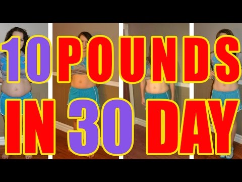 Fit Tips TO Lose 10 Pounds in 30 days