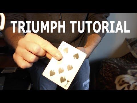 Magician Teaches BEST EASY CARD TRICK (TUTORIAL)
