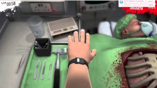 Surgeon Simulator 2013 w/ RageNinja