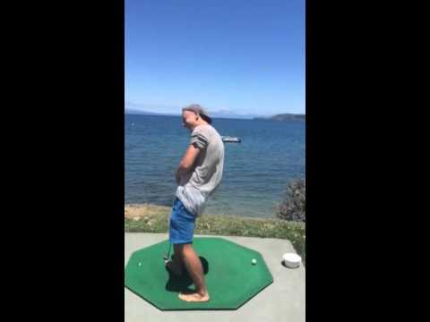Tim New Zealand Lake Taupo Golf