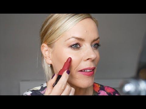 Autumn inspired Rose & Berry Make up tutorial