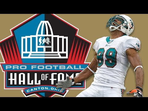 Jason Taylor's Hall of Fame Highlight Reel: Most Career TD's by a Defensive Linemen | NFL