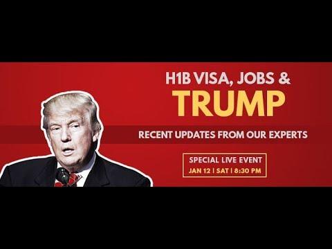 🔴H1B Visa, Jobs & Trump | MS in US