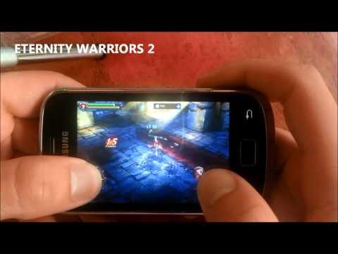 jeux de samsung galaxy mini gt-s5570 gratuit